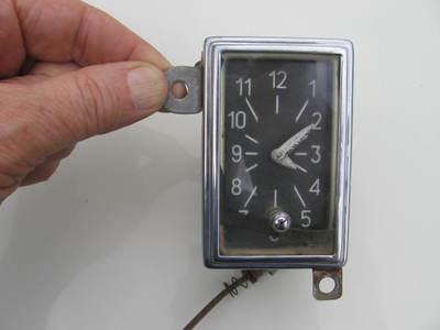 48 DeSoto Clock