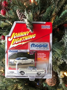 Johnny Lightning Ornament