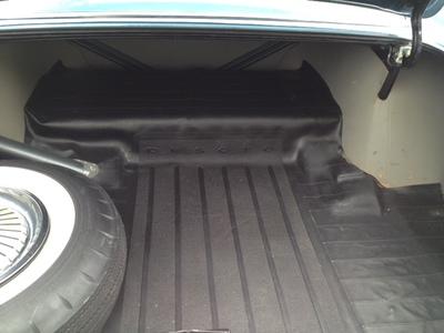 '59 DeSoto Trunk Inside Rear